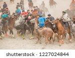 shymkent  kazakhstan  november... | Shutterstock . vector #1227024844