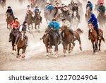 shymkent  kazakhstan  november... | Shutterstock . vector #1227024904