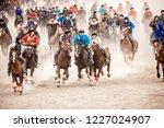 shymkent  kazakhstan  november... | Shutterstock . vector #1227024907