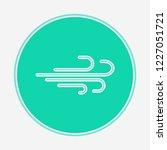 wind vector icon sign symbol   Shutterstock .eps vector #1227051721