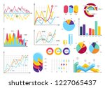 set elements of infographics.... | Shutterstock .eps vector #1227065437