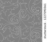 seamless pattern in the... | Shutterstock .eps vector #1227090361