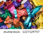 cheshire  england   november... | Shutterstock . vector #1227129757