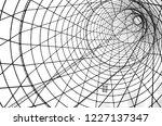 round building construction.... | Shutterstock . vector #1227137347