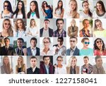 collection of different many... | Shutterstock . vector #1227158041