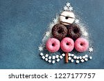 Donuts. Christmas Tree From...