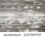 old weathered wood surface with ... | Shutterstock . vector #1227209707
