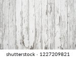 old weathered wood surface with ... | Shutterstock . vector #1227209821