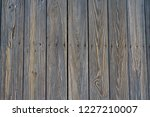 rustic weathered wood surface... | Shutterstock . vector #1227210007