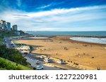 mar del plata  argentina   26... | Shutterstock . vector #1227220981