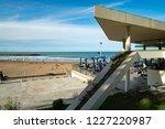 mar del plata  argentina   26... | Shutterstock . vector #1227220987