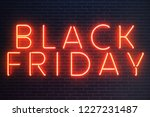 black friday   the most...   Shutterstock . vector #1227231487