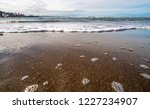 waves of the atlantic ocean... | Shutterstock . vector #1227234907