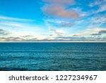 skyline of the atlantic ocean... | Shutterstock . vector #1227234967