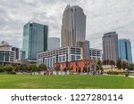charlotte  nc  usa 11 08 18 ...   Shutterstock . vector #1227280114