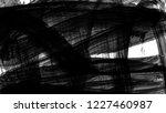 dark brush stroke and texture.... | Shutterstock . vector #1227460987