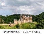 eltz castle  a medieval castle... | Shutterstock . vector #1227467311