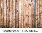 old wooden fence background ... | Shutterstock . vector #1227530167