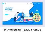 modern flat design concept of... | Shutterstock .eps vector #1227573571