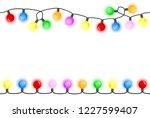 vector illustration of seamless ...   Shutterstock .eps vector #1227599407