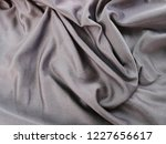 black cloth fabric texture... | Shutterstock . vector #1227656617