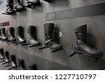 milan  italy   november 6 ... | Shutterstock . vector #1227710797