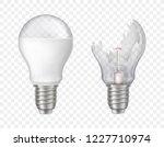vector 3d realistic electric... | Shutterstock .eps vector #1227710974