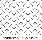 the geometric pattern with... | Shutterstock .eps vector #1227736891
