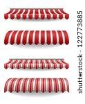 detailed illustration of set of ... | Shutterstock .eps vector #122773885