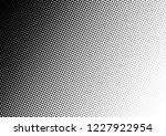 abstract dots background.... | Shutterstock .eps vector #1227922954
