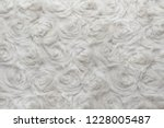 white natural wool with twists... | Shutterstock . vector #1228005487
