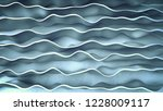 grunge surface with curved... | Shutterstock . vector #1228009117