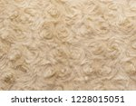 beige natural wool with twists... | Shutterstock . vector #1228015051