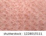 pink natural wool with twists... | Shutterstock . vector #1228015111