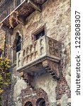 The Famous Balcony Of Romeo And ...