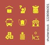 elementary icon. elementary... | Shutterstock .eps vector #1228086301