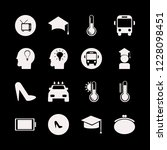 high icon. high vector icons... | Shutterstock .eps vector #1228098451