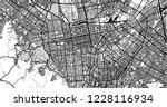 urban vector city map of... | Shutterstock .eps vector #1228116934