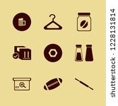 brown icon. brown vector icons... | Shutterstock .eps vector #1228131814