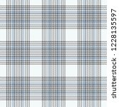 tartan  plaid pattern seamless... | Shutterstock .eps vector #1228135597