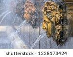 Three fountains heads  gargoyle ...
