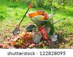 Harvested  Vegetables In Pile...