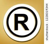 Registered Trademark Sign....