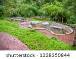 image of water pond at pong nam ... | Shutterstock . vector #1228350844