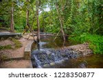 image of water pond at pong nam ... | Shutterstock . vector #1228350877