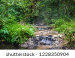 image of water pond at pong nam ... | Shutterstock . vector #1228350904