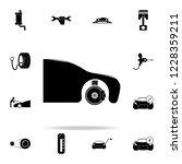 car suspension icon. cars...   Shutterstock .eps vector #1228359211