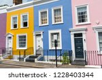 Colorful Row Houses Seen In...