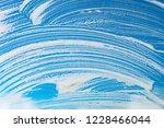 natural soap suds texture.... | Shutterstock . vector #1228466044