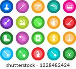 round color solid flat icon set ... | Shutterstock .eps vector #1228482424